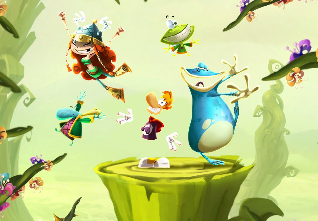 Rayman Legends - game of the year?