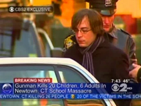 Newtown gunman's brother Ryan Lanza: I am a victim too