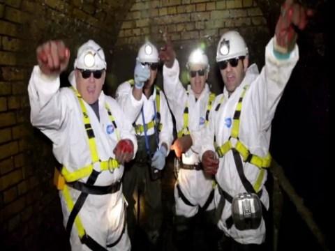 Thames Water's singing sewermen go Gangnam Style