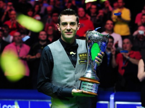UK champion Mark Selby feared his career was over