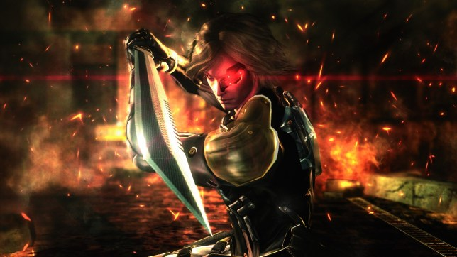 Metal Gear Rising: Revengeance (PC) - better late than never
