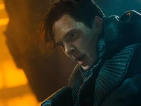 Benedict Cumberbatch seeks vengeance in Star Trek Into Darkness teaser trailer