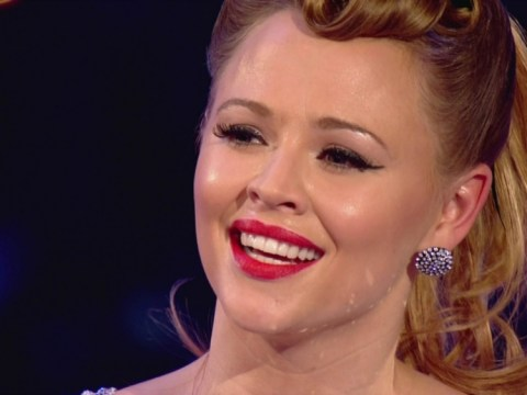 37909e1df67 Kimberley Walsh: I'm losing my mind on Strictly
