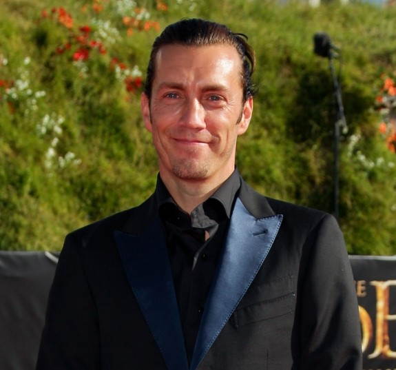 Royd Tolkien: I was welcomed with open arms on Hobbit set