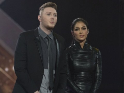 X Factor judge Nicole Scherzinger standing by James Arthur: 'I know his heart'