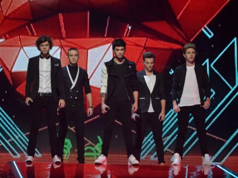 One Direction's X Factor final performance hampered by technical problems
