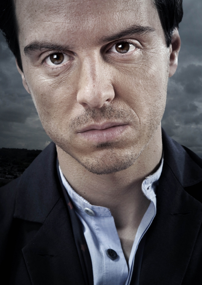 Andrew Scott: I don't just want to play pale versions of Moriarty