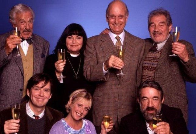 The Vicar Of Dibley (Picture: BBC)