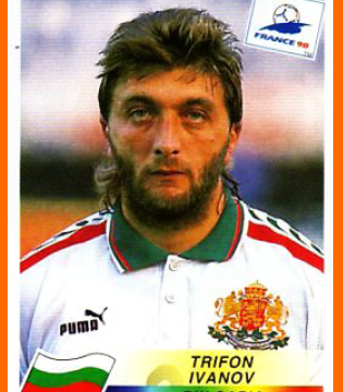 Swap you a Chris Waddle for an Arsenal 'shiny'… The magic of football stickers