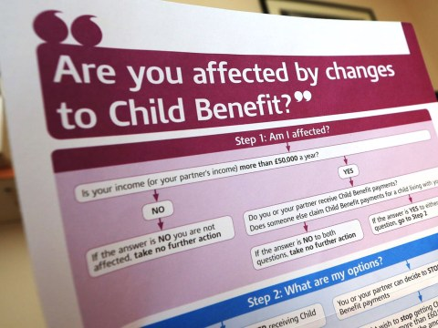 Get off your backsides: HMRC tells parents to hurry up over child benefit