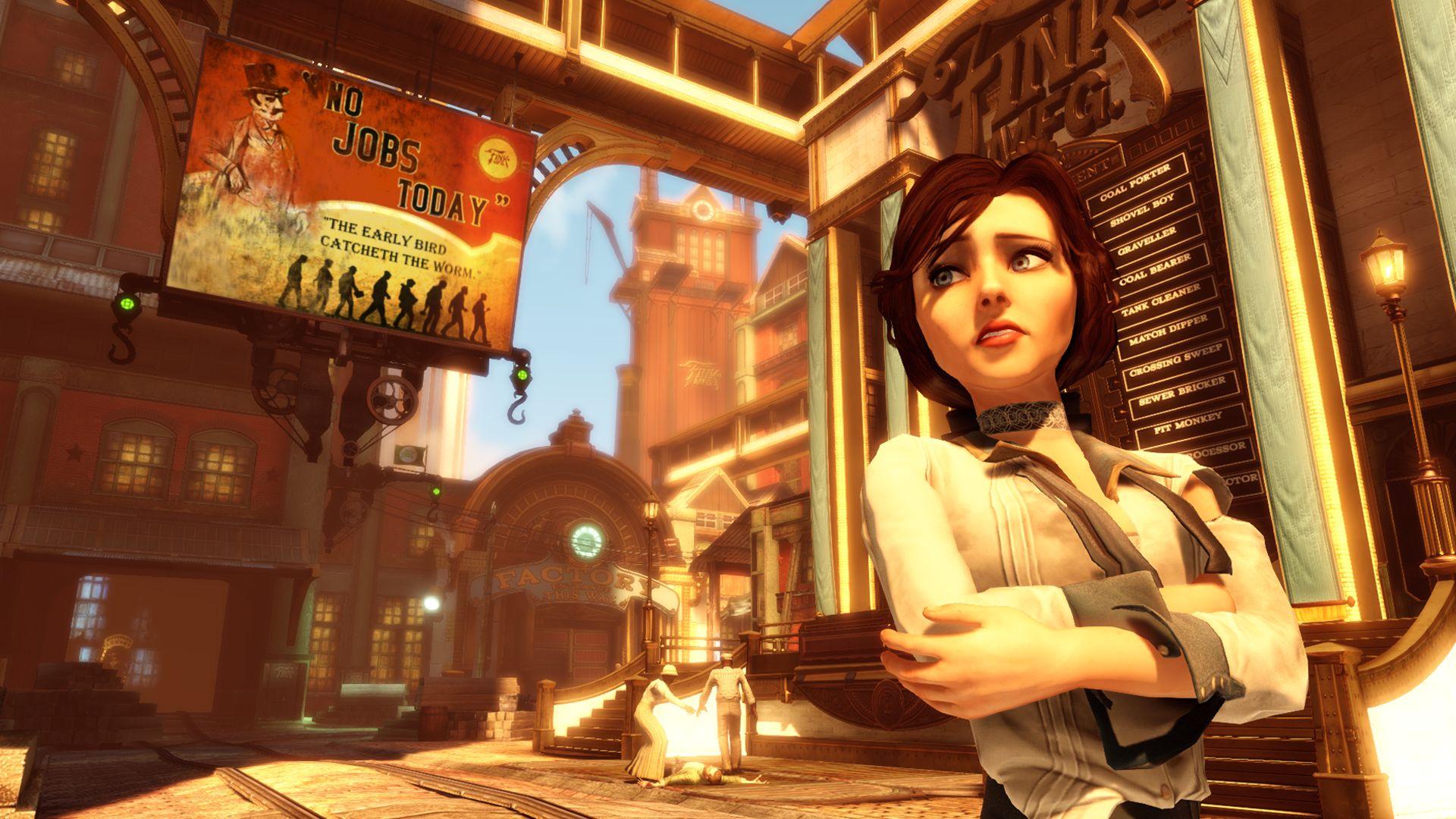 BioShock Infinite - could it be going next gen?