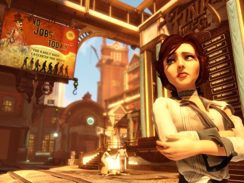 BioShock Infinite interview – 'something that has never been done in a game before'