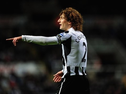 Fabricio Coloccini commits short-term future to Newcastle