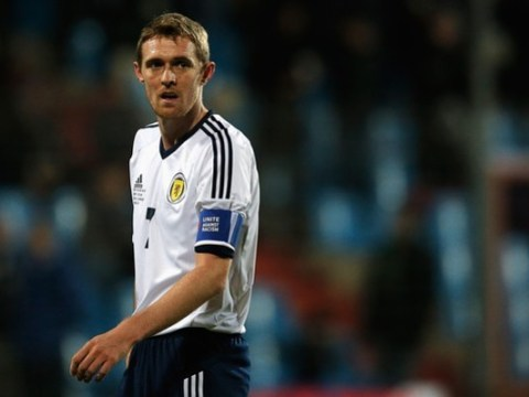 Gordon Strachan delighted as Darren Fletcher returns for Scotland