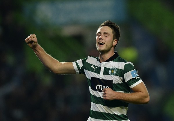 Norwich seal deal for Sporting Lisbon striker Ricky van Wolfswinkel