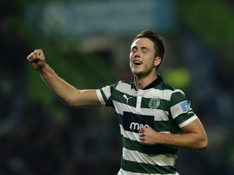 Norwich seal deal for Sporting Lisbon striker Ricky van Wolfswinkel