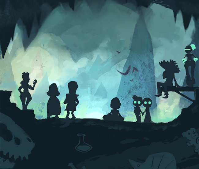 The Cave review – talking secrets