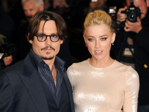 Johnny Depp moves in 'girlfriend' Amber Heard after introducing her to his children