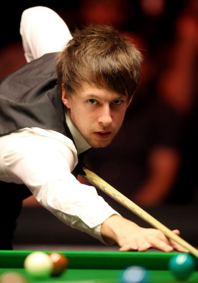 Top Trumps: Judd is determined to make an impression at the Betfair Masters (Picture: Getty)