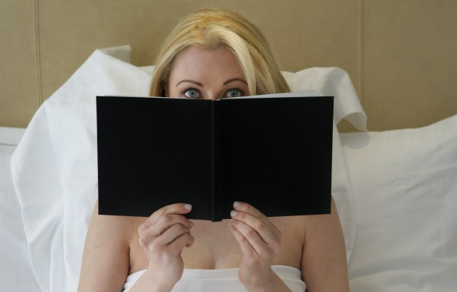 Lust for pen power: Erotic fiction is the genre everyone's talking about (Picture: Getty)
