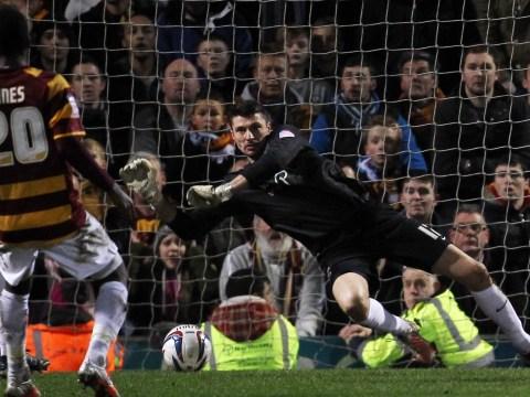 Matt Duke: Bradford keeping feet on the ground despite Cup heroics