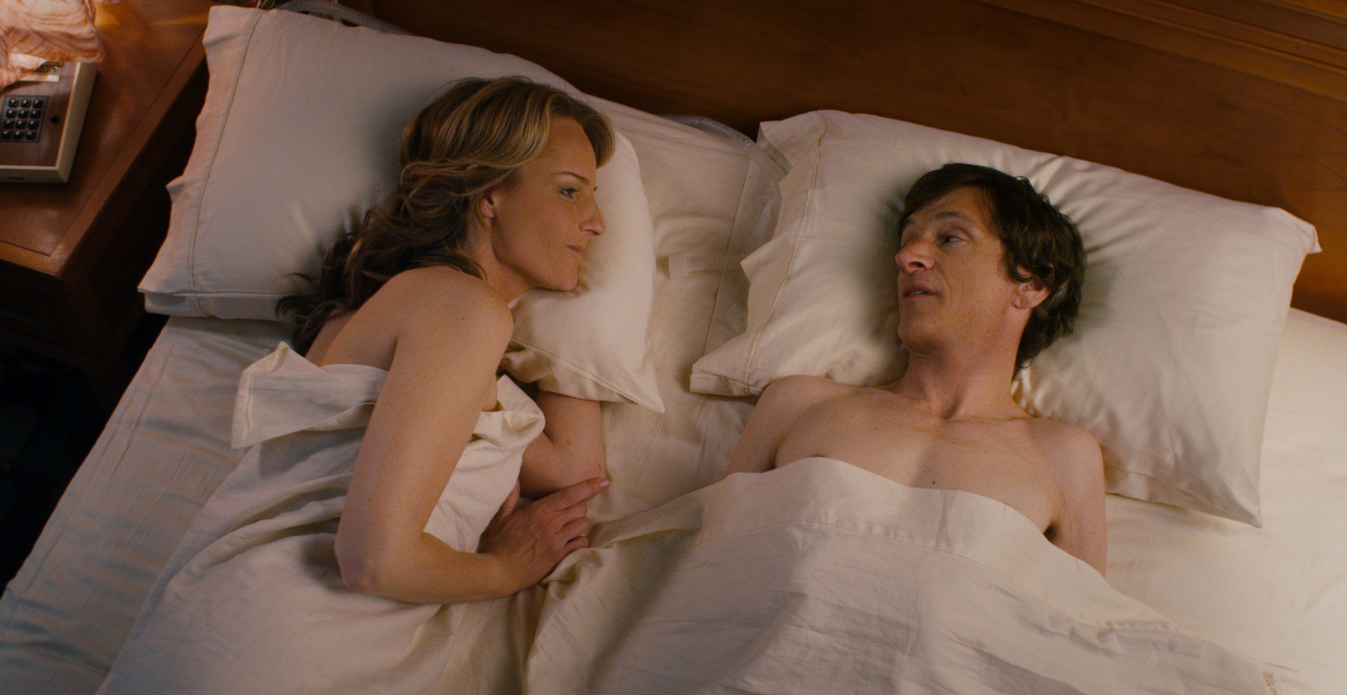 Helen Hunt has been nominated for an Oscar, Bafta and Golden Globe for her performance in The Sessions (Picture: Fox Searchlight Pictures)