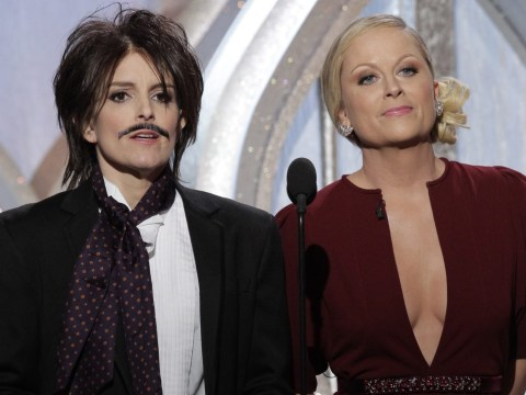Tina Fey and Amy Poehler invited to host Golden Globes 2014?