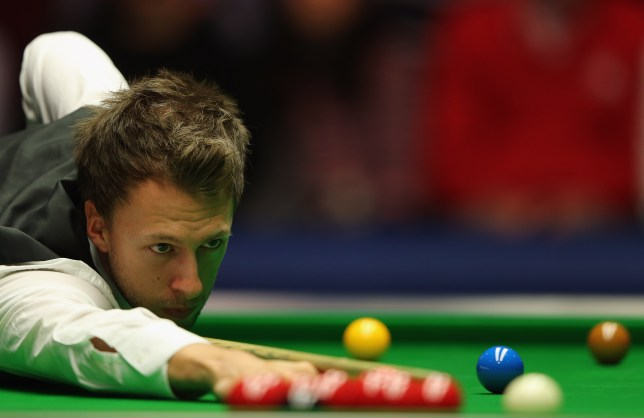 Talent: Judd Trump is one of the rising stars in snooker (Picture: Getty)