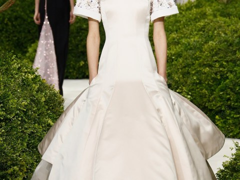 Gallery: Christian Dior Haute-Couture collection at Paris – 22 January 2013