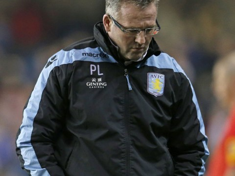 Paul Lambert vows to fight on but faces uncomfortable meeting with Aston Villa owner