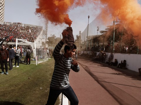 Gallery: Violence and celebrations in Egypt as football hooligans sentenced to death