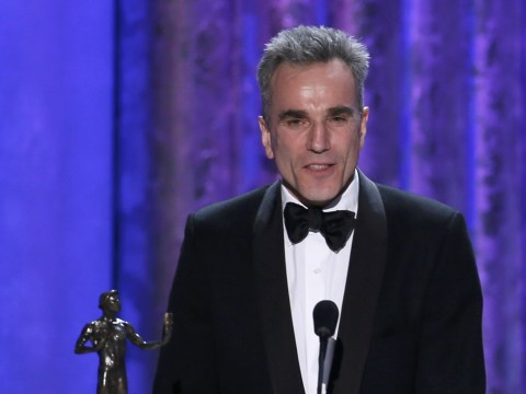 Daniel Day-Lewis and Downton Abbey lead British winners at SAG awards