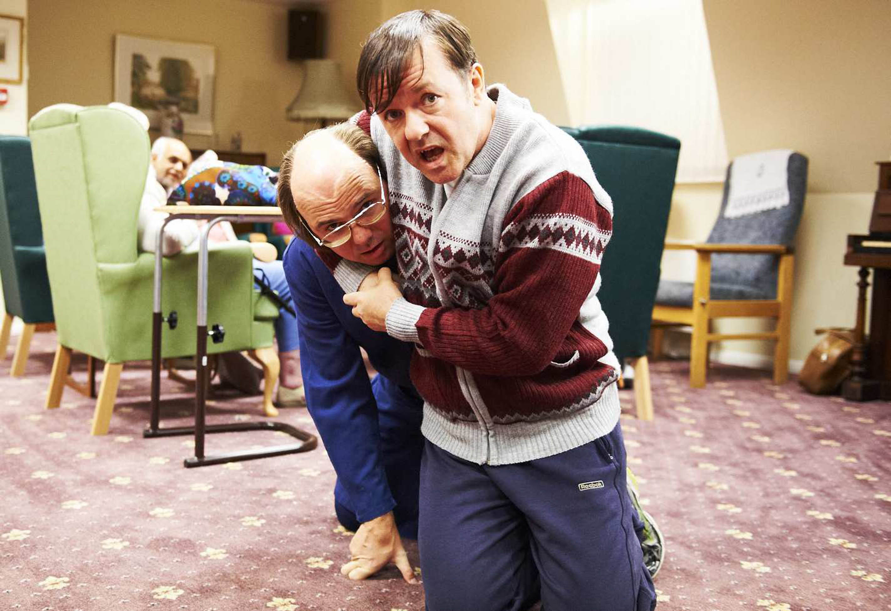 Ricky Gervais: If Derek was real, I would love him as a person