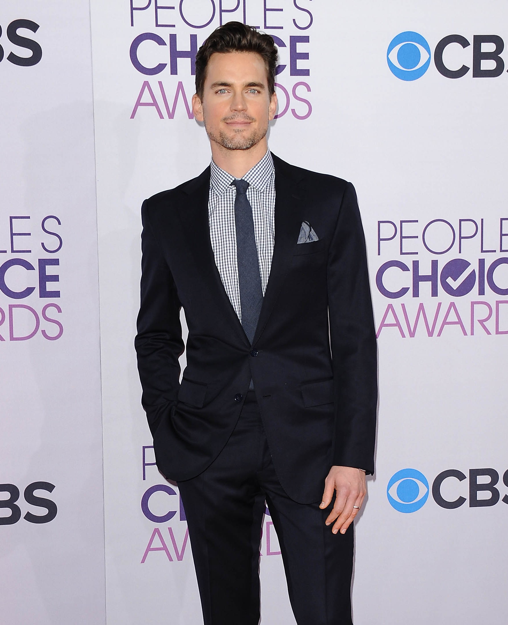 Matt Bomer is flattered fans want him to be in Fifty Shades of Grey (Picture: Rex)