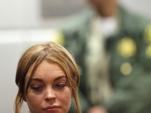 Gallery: Lindsay Lohan appears in court – 30 January 2013