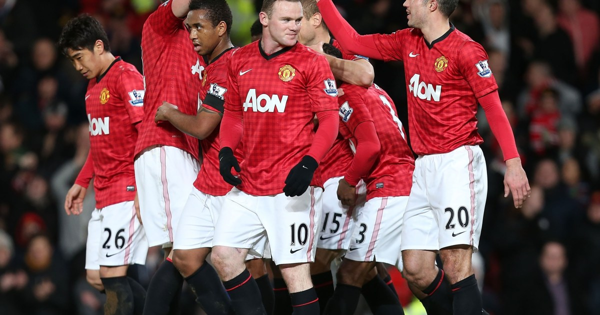 Gallery: Manchester United v Southampton - 30 January 2013 ...