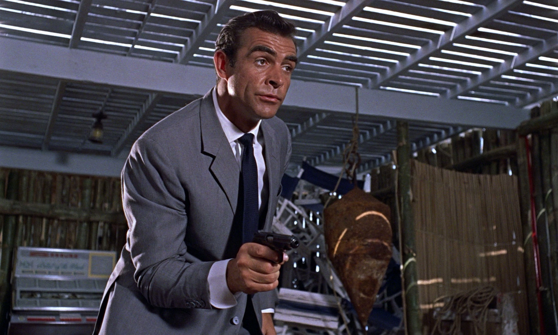 From America with love: Sean Connery tops list of most popular British actors in the US