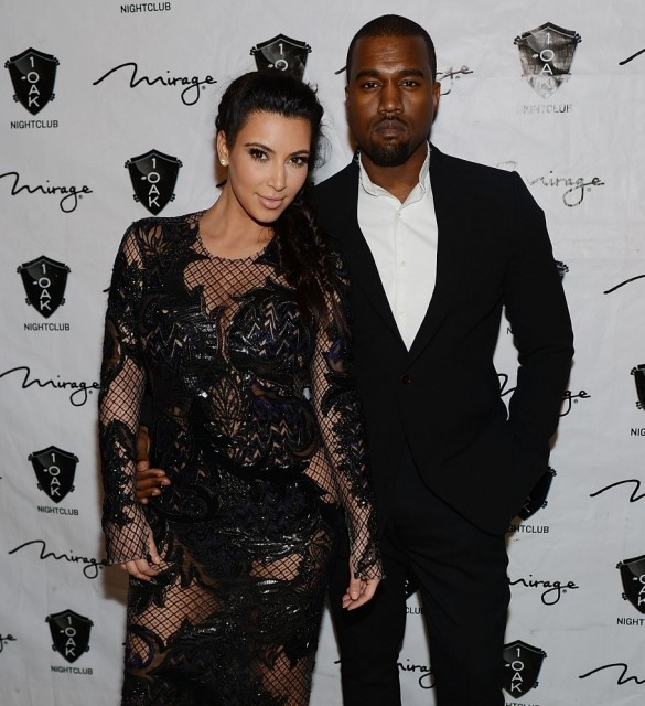 Kanye West and Kim Kardashian 'planning September wedding in Paris after he finally pops the question'