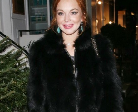 Lindsay Lohan enjoys another London night out ahead of rumoured Celebrity Big Brother stint