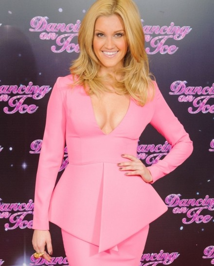 Dancing on Ice judge Ashley Roberts