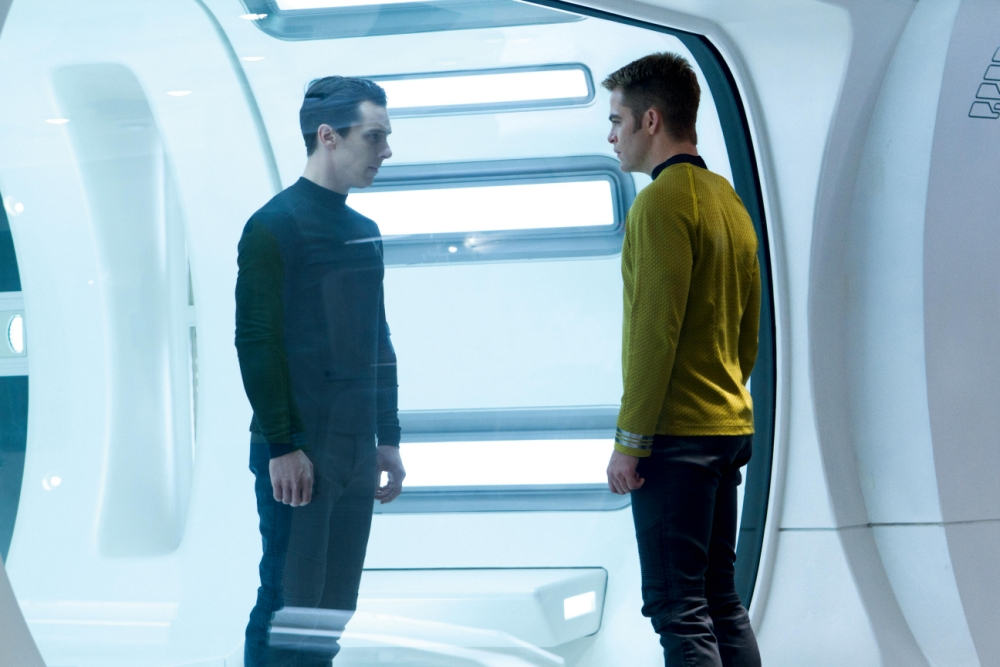 New Star Trek: Into Darkness images offer the latest look at Benedict Cumberbatch's John Harrison