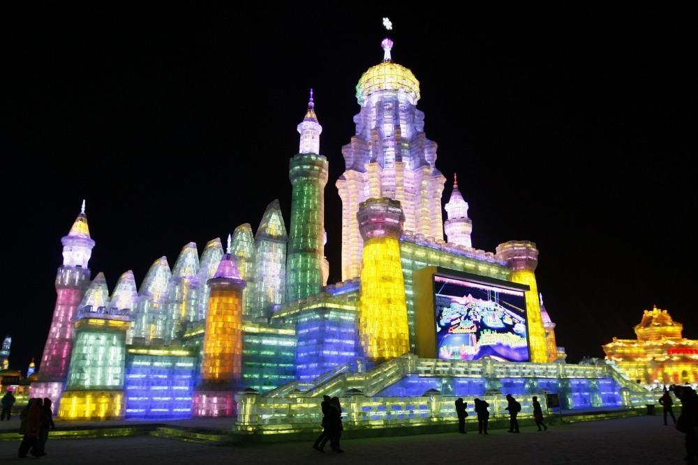 Gallery: China Ice and Snow World – 6 January 2013