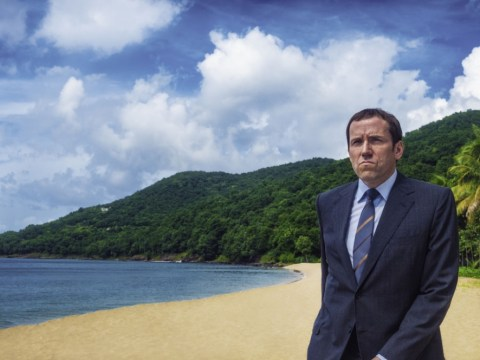 Death In Paradise had shamelessly escapist charms