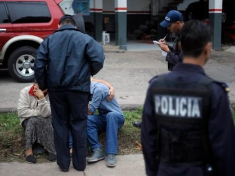 British man shot dead 'for his camera' in Honduras