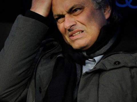 Real Madrid manager Jose Mourinho in touchline meltdown during Celta Vigo clash