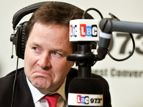 Nick Clegg attacked by 'ashamed' Liberal Democrat councillor during radio phone-in