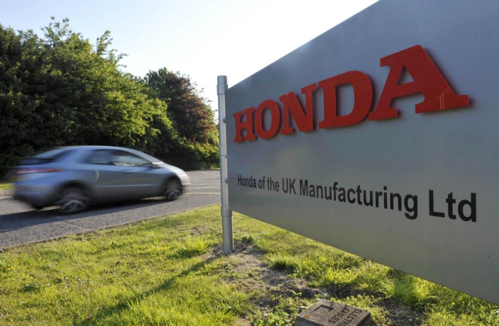 Car giant Honda plans to cut 800 jobs at Swindon factory
