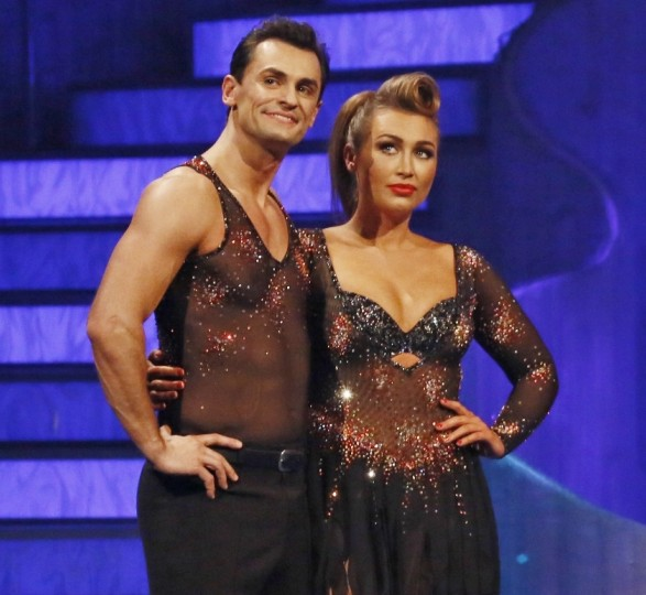 Lauren Goodger: I thought I'd sail through Dancing On Ice but fans didn't save me