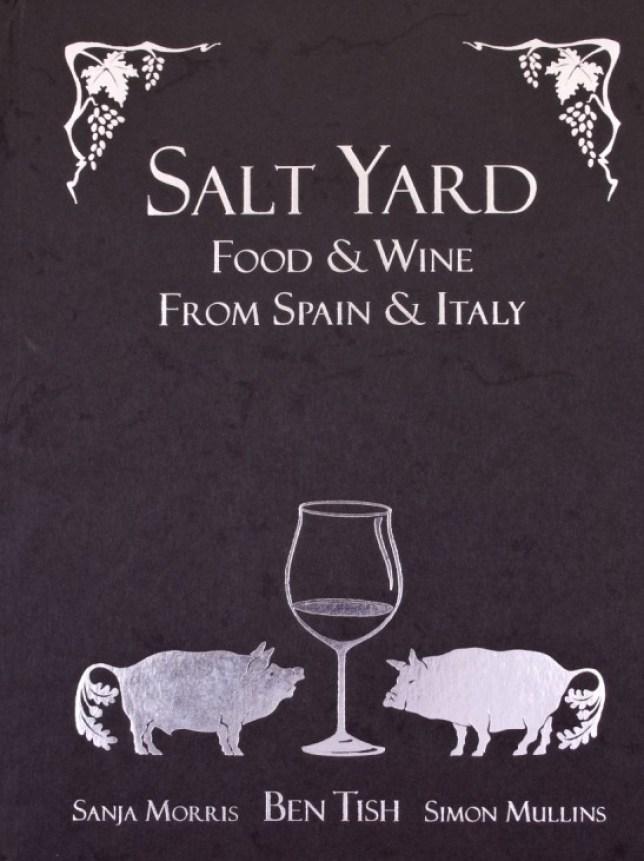 Salt Yard book cover