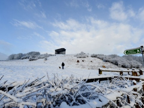 Gallery: Snow across the UK January 15th 2013